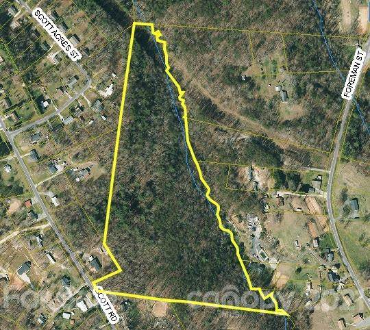 5133 Scott Road, Morganton, NC 28655 (#3738941) :: NC Mountain Brokers, LLC