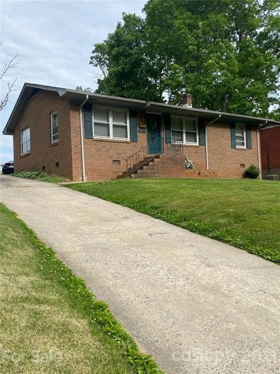 321 7th Street SE, Hickory, NC 28602 (#3738997) :: Rhonda Wood Realty Group