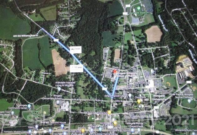 409 Old Williams Road, Wingate, NC 28174 (#3739056) :: DK Professionals