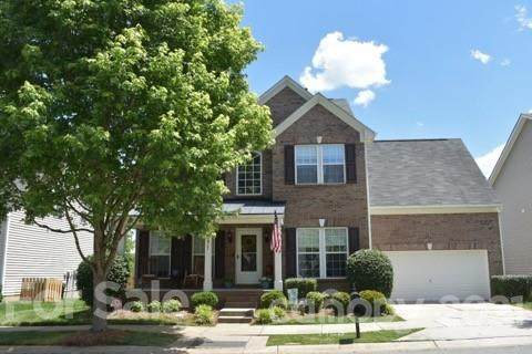 7917 Bridgegate Drive, Huntersville, NC 28078 (#3739255) :: SearchCharlotte.com