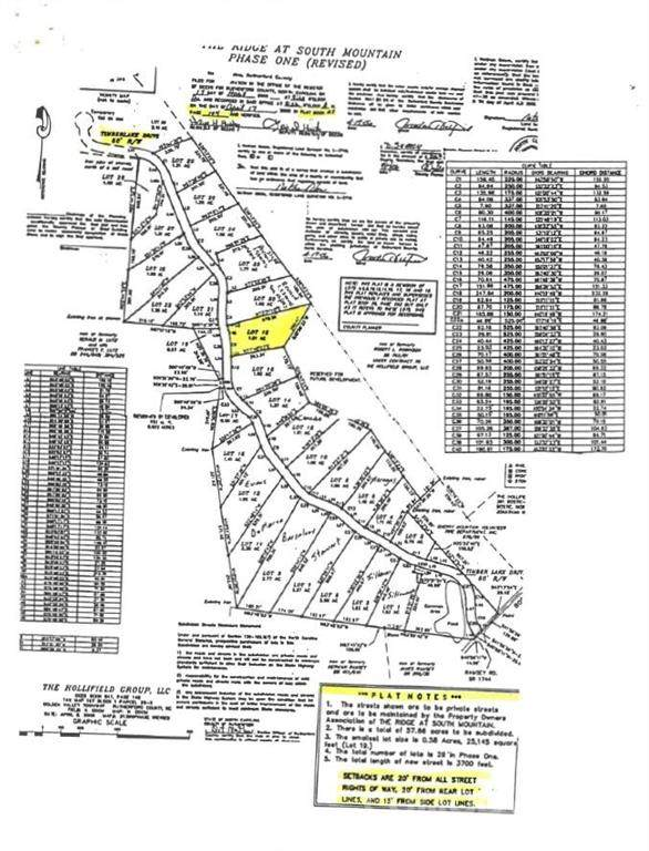 336 Timberlake Drive #18, Bostic, NC 28018 (#3739273) :: Carlyle Properties