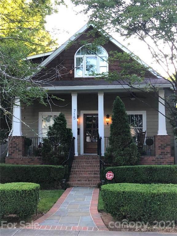 715 35th Street, Charlotte, NC 28205 (#3739826) :: Burton Real Estate Group