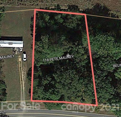0 Pete Mauney Road, Lawndale, NC 28090 (#3739897) :: BluAxis Realty