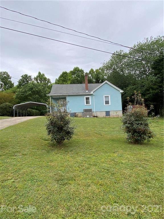 206 Hillcrest Avenue, Rhodhiss, NC 28667 (#3740552) :: Exit Realty Vistas