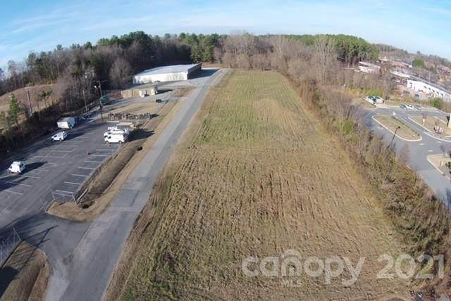 1208 Lincolnton Road, Salisbury, NC 28144 (#3742755) :: LePage Johnson Realty Group, LLC