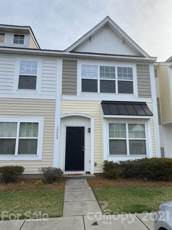 12664 Persimmon Tree Drive #124, Charlotte, NC 28273 (#3742864) :: Carlyle Properties