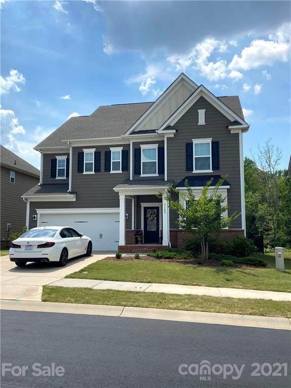 5102 Lily Pond Circle, Waxhaw, NC 28173 (#3743363) :: Willow Oak, REALTORS®