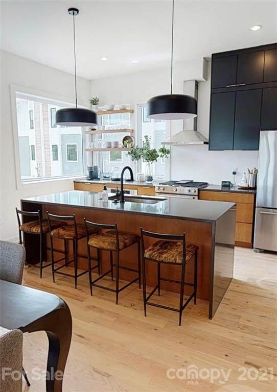2713 Shenandoah Avenue 26C, Charlotte, NC 28205 (#3743803) :: Carlyle Properties