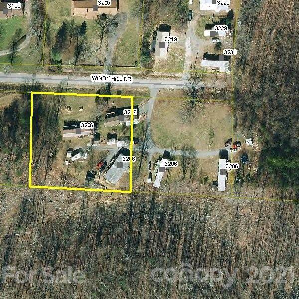 3206 Windy Hill Drive, Valdese, NC 28690 (#3743971) :: Stephen Cooley Real Estate Group