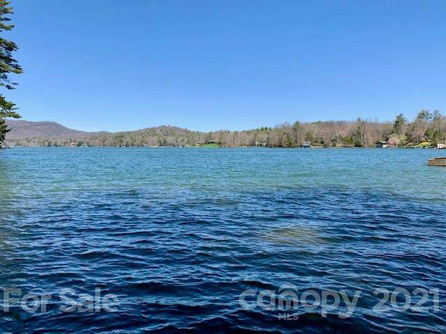 A3 North East Shore Drive #3, Lake Toxaway, NC 28747 (#3744570) :: BluAxis Realty