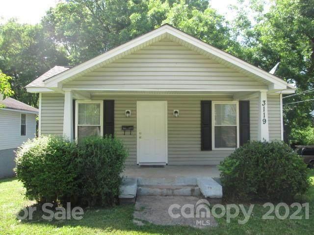 3119 Rush Avenue, Charlotte, NC 28208 (#3745182) :: Hansley Realty