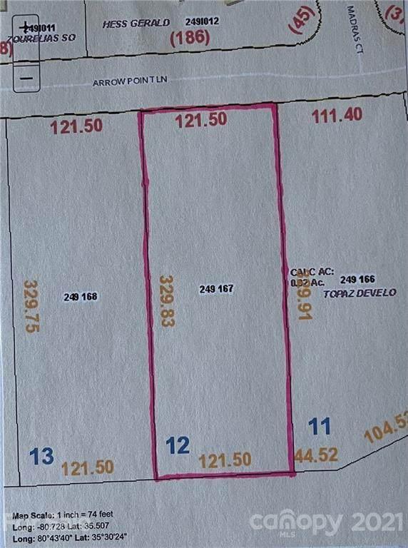Lt 12 Arrow Point Lane #12, Davidson, NC 28036 (#3745371) :: Carver Pressley, REALTORS®