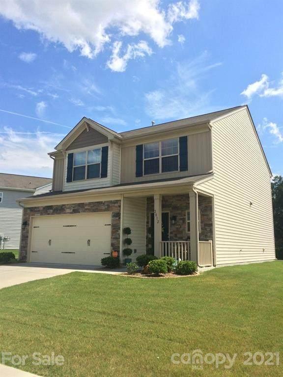 2812 Old House Circle, Matthews, NC 28105 (#3747261) :: Homes Charlotte