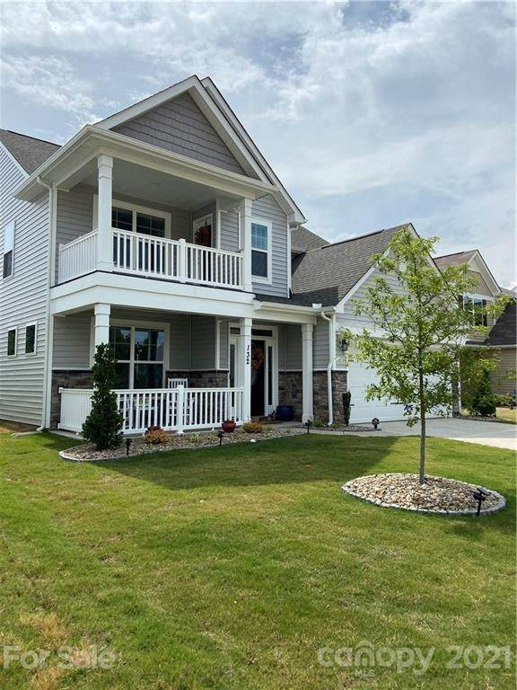132 Suggs Mill Drive, Mooresville, NC 28115 (#3747583) :: MartinGroup Properties