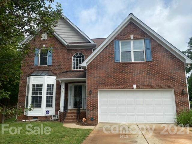 168 Foxtail Drive, Mooresville, NC 28117 (#3747623) :: Caulder Realty and Land Co.