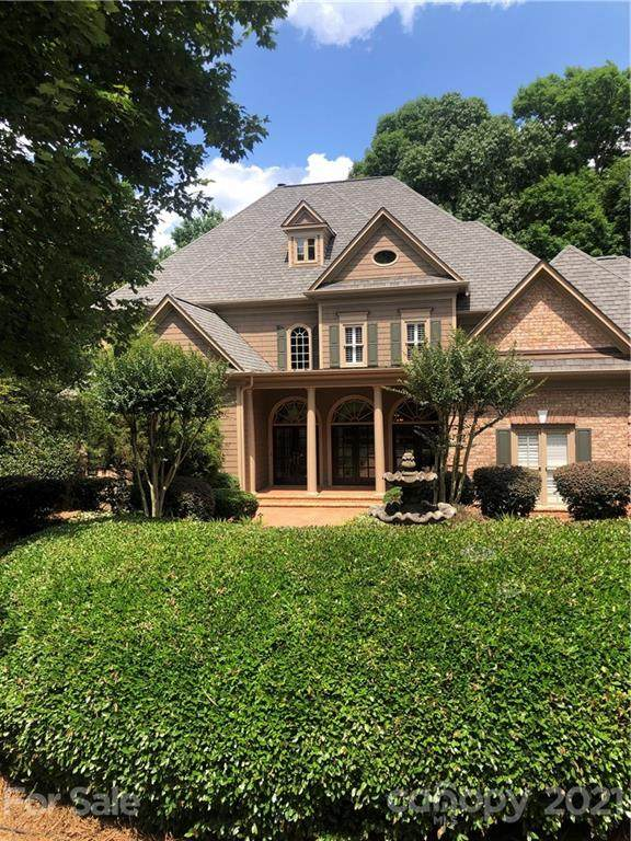 14525 Nolen Lane, Charlotte, NC 28277 (#3749118) :: Besecker Homes Team