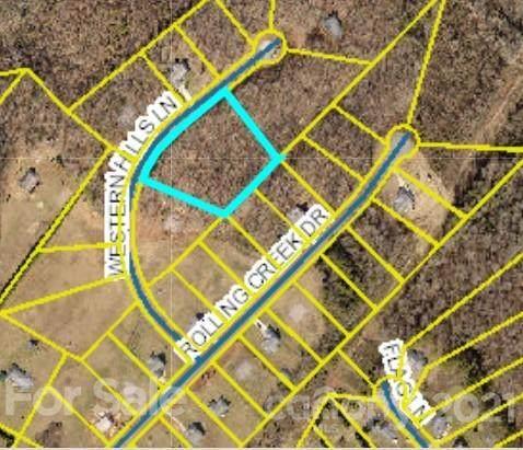 1305 Western Hills Lane, Vale, NC 28168 (#3749401) :: Austin Barnett Realty, LLC