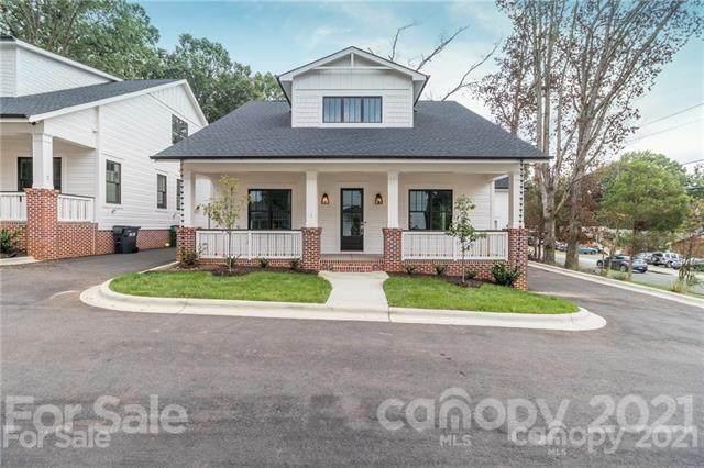 2002 Summey Avenue #1, Charlotte, NC 28205 (#3749463) :: Keller Williams South Park