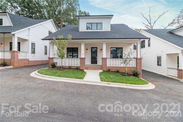 2002 Summey Avenue #2, Charlotte, NC 28205 (#3749469) :: Keller Williams South Park