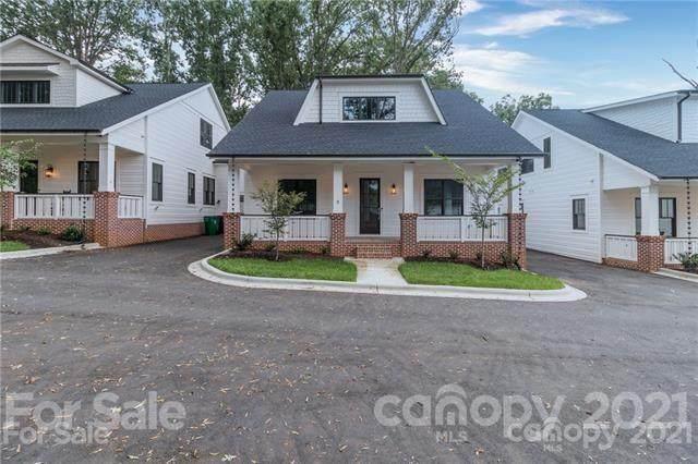 2002 Summey Avenue #3, Charlotte, NC 28205 (#3749473) :: Keller Williams South Park