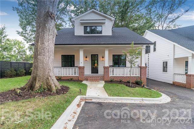 2002 Summey Avenue #4, Charlotte, NC 28205 (#3749489) :: Keller Williams South Park