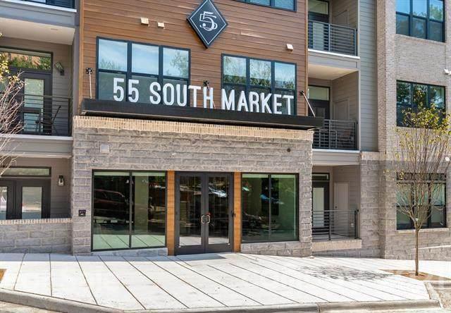 55 S Market Street #508, Asheville, NC 28801 (#3749590) :: Homes Charlotte