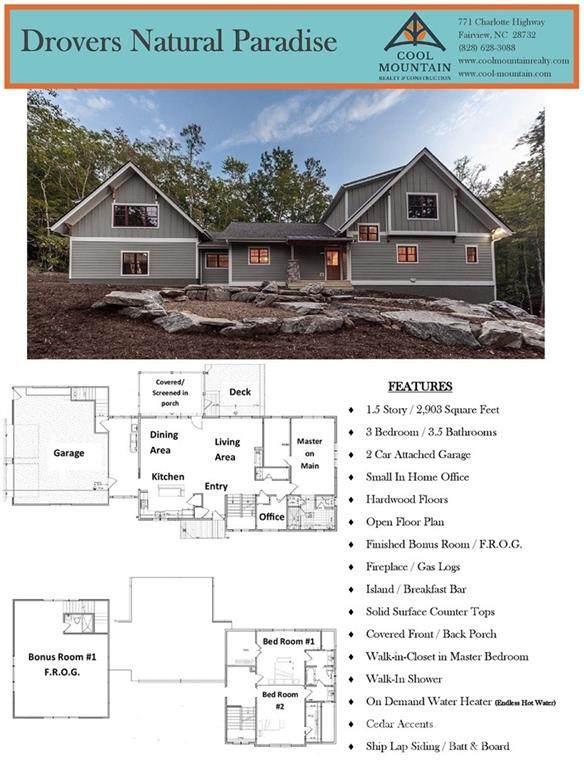 999999 Adair Ridge #37, Canton, NC 28716 (#3749602) :: Carver Pressley, REALTORS®