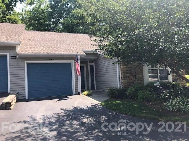 368 Laurel Park Place 28-B, Hendersonville, NC 28791 (#3749666) :: Cloninger Properties