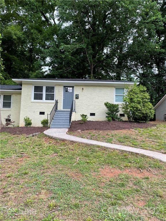 1700 Herrin Avenue, Charlotte, NC 28205 (#3749848) :: Home and Key Realty