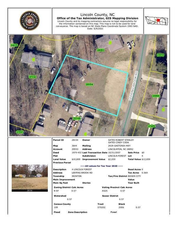 Next to 2386 Kings Grant Road, Lincolnton, NC 28092 (#3749856) :: Exit Realty Vistas