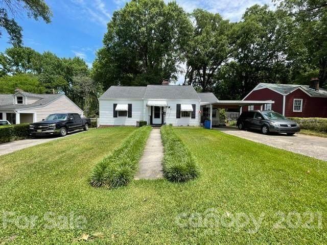 1033 Drummond Avenue, Charlotte, NC 28205 (#3750188) :: Willow Oak, REALTORS®