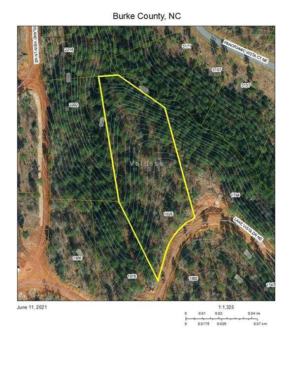 1826 Lake Vista Drive NE #2, Connelly Springs, NC 28612 (#3750750) :: The Mitchell Team