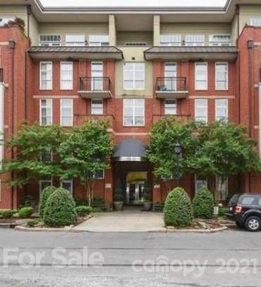 1320 Fillmore Avenue #329, Charlotte, NC 28203 (#3750759) :: Homes Charlotte