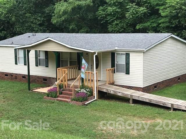 380 Sunset Street, Granite Falls, NC 28630 (#3751190) :: NC Mountain Brokers, LLC