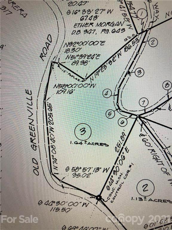 0 Shadow Brook Drive #3, Flat Rock, NC 28731 (#3751205) :: Lake Wylie Realty