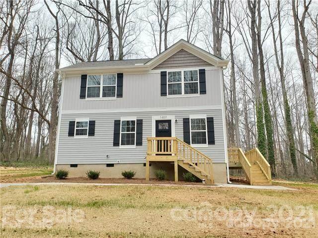 202 W Jefferson Avenue, Gastonia, NC 28052 (#3752057) :: Caulder Realty and Land Co.