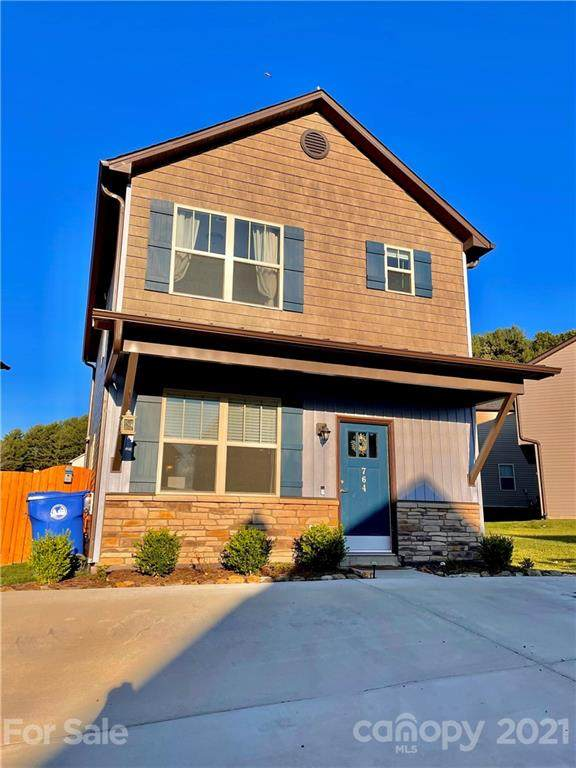764 Cardwell Lane #59, Hendersonville, NC 28732 (#3752075) :: Exit Realty Vistas