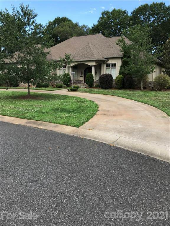 202 Troon Place, Shelby, NC 28150 (#3752083) :: Exit Realty Vistas