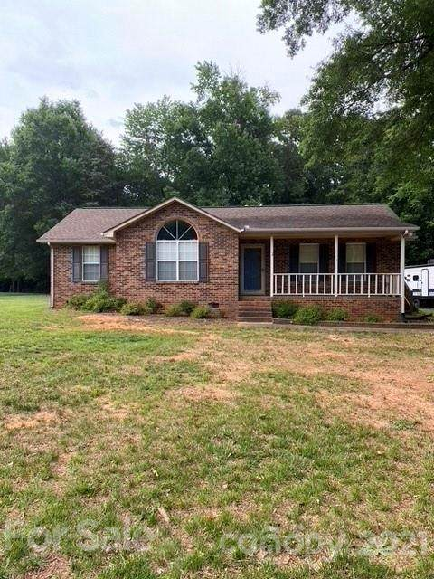 409 Chaney rd. Chaney Road, Monroe, NC 28110 (#3752111) :: Odell Realty