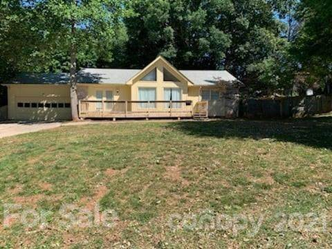 1180 Hidden Creek Circle, Hickory, NC 28602 (#3752301) :: Homes Charlotte