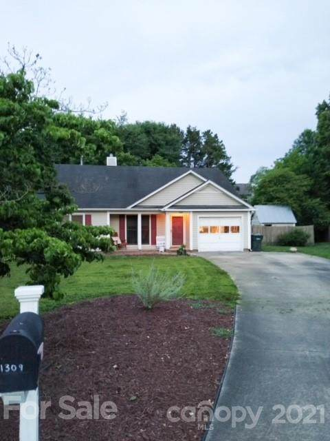 1309 Southwind Court SW, Concord, NC 28025 (#3752512) :: Keller Williams South Park