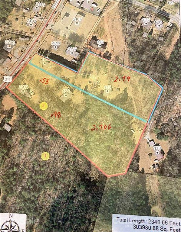 2209 Charlotte Highway, Mooresville, NC 28117 (#3752658) :: Odell Realty