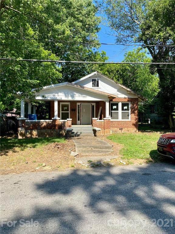 60 5th Street SE, Hickory, NC 28602 (#3753093) :: Carver Pressley, REALTORS®