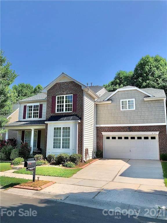 9137 Greenheather Drive, Huntersville, NC 28078 (#3753101) :: Cloninger Properties
