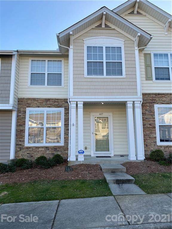 617 Brickdust Court #66, Fort Mill, SC 29708 (#3753162) :: Stephen Cooley Real Estate Group