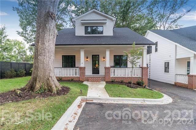 2002 Summey Avenue #4, Charlotte, NC 28205 (#3753291) :: Lake Norman Property Advisors