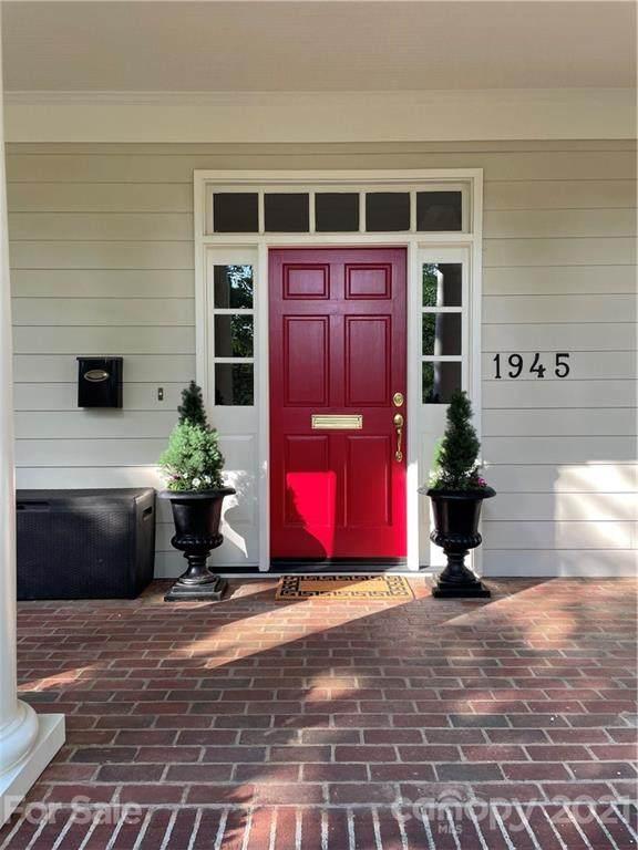 1945 Maryland Avenue, Charlotte, NC 28209 (#3753933) :: Caulder Realty and Land Co.