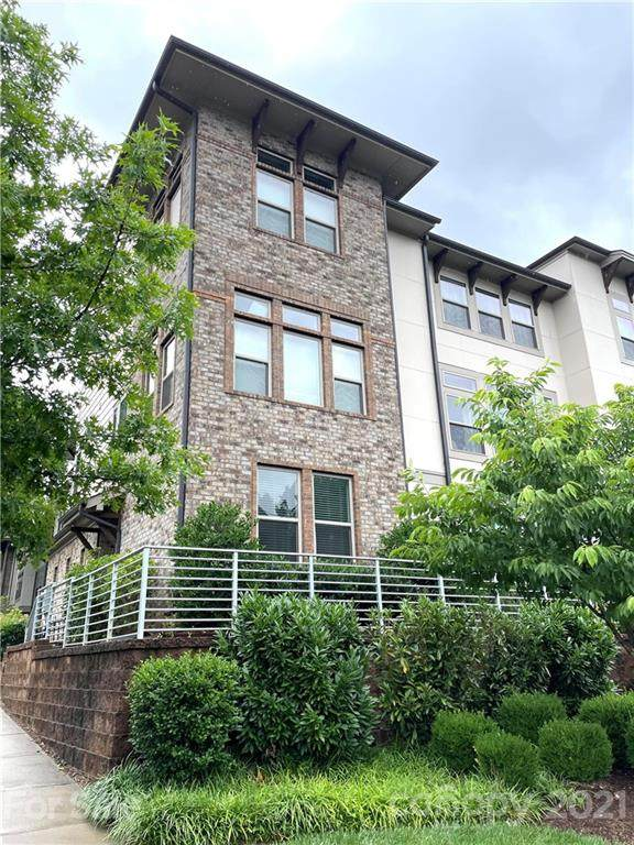 305 Ideal Way, Charlotte, NC 28203 (#3754215) :: Carlyle Properties