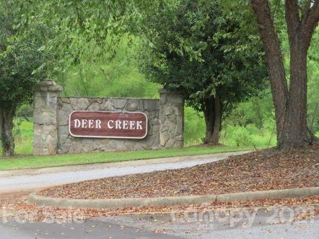 Lot 17 Cascades Drive, Hickory, NC 28601 (#3754313) :: Besecker & Maynard Group