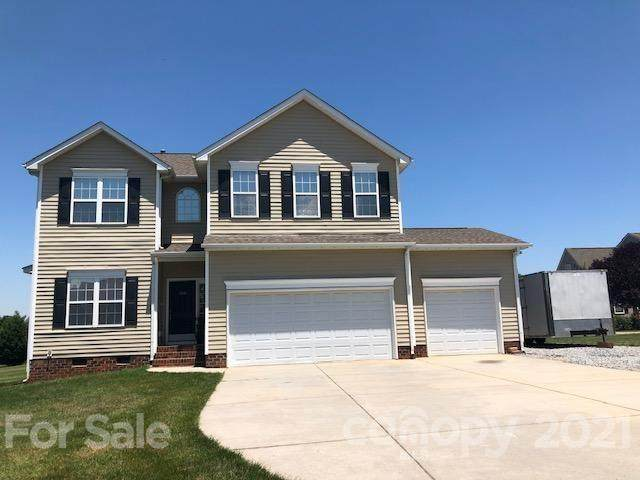 266 Brook Glen Drive, Mooresville, NC 28115 (#3754388) :: Home and Key Realty